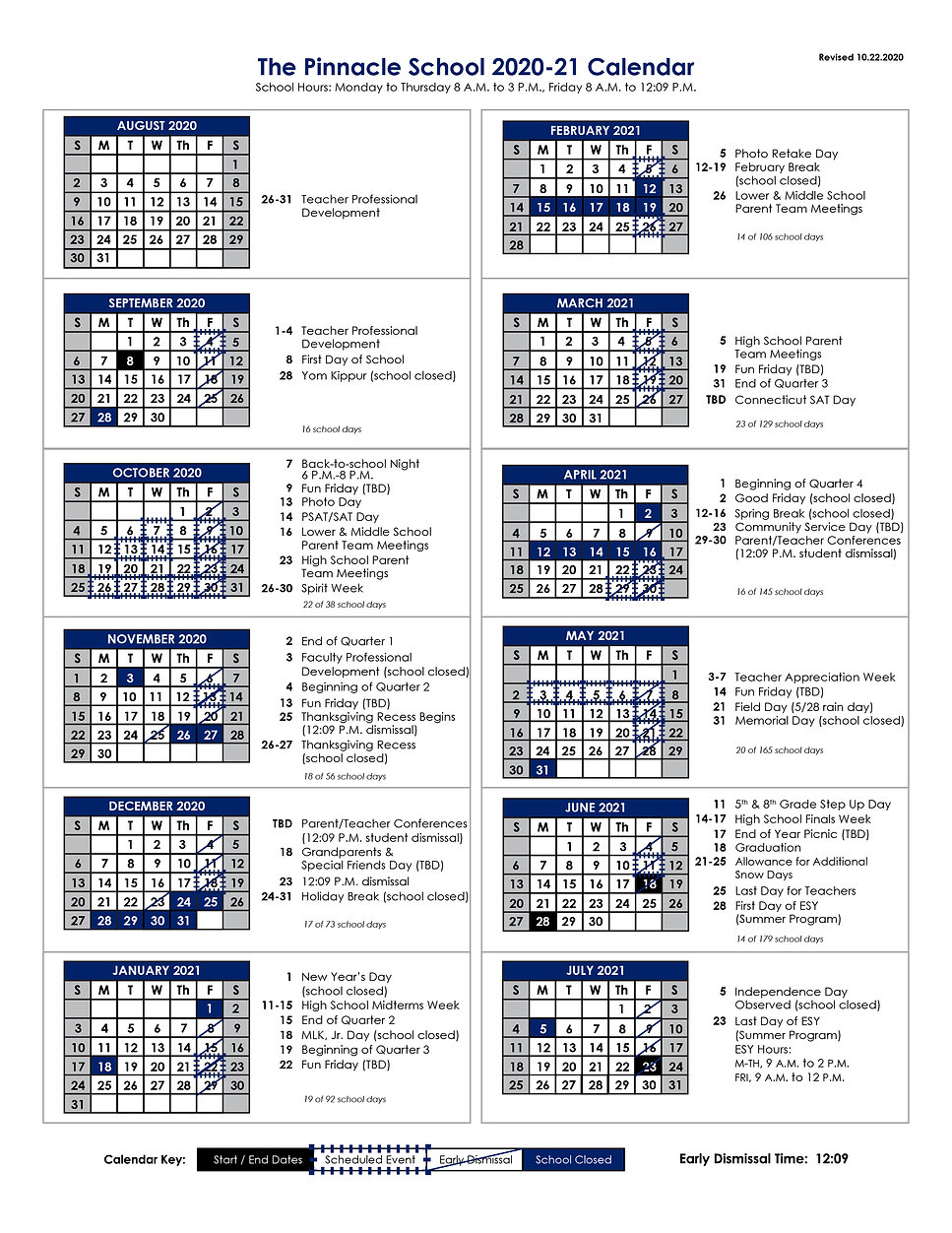 The Pinnacle School_2020-21 Calendar-01.