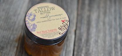 Whipped Tallow Butter