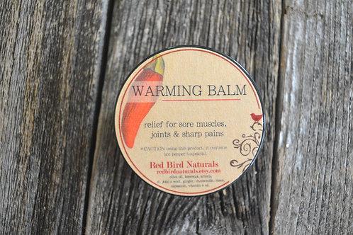 Warming Balm, 2 ounce