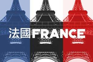 France, Eiffel Tower, Church