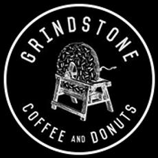 Grindstone Coffee & Dounts Logo