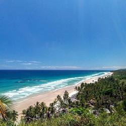 Visual Praia do Itacarezinho