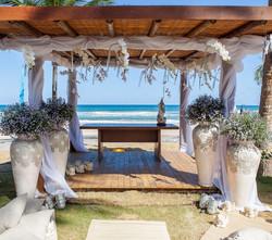 Casamento na praia, beach wedding