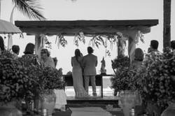 Casamento na praia Itacarezinho