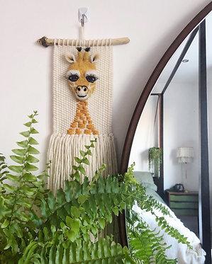Baban jiraf (baby giraffe) MADE TO ORDER