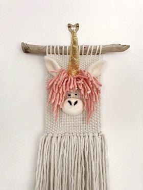 Hudel unicorn (magic unicorn) MADE TO ORDER