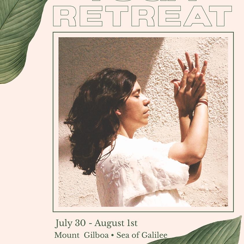 Shraddha Yoga Retreat - July 30 - August 1