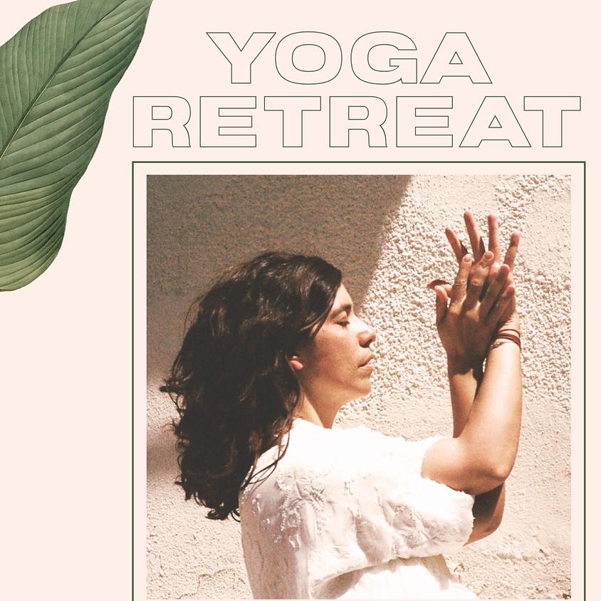 Shraddha Sukkot Yoga Retreat - September 20-22