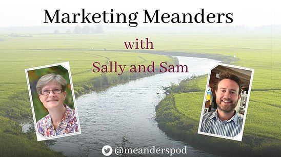Marketing Meanders Podcast