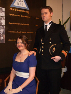 Mr & Mrs William Earnshaw - 14.2.10