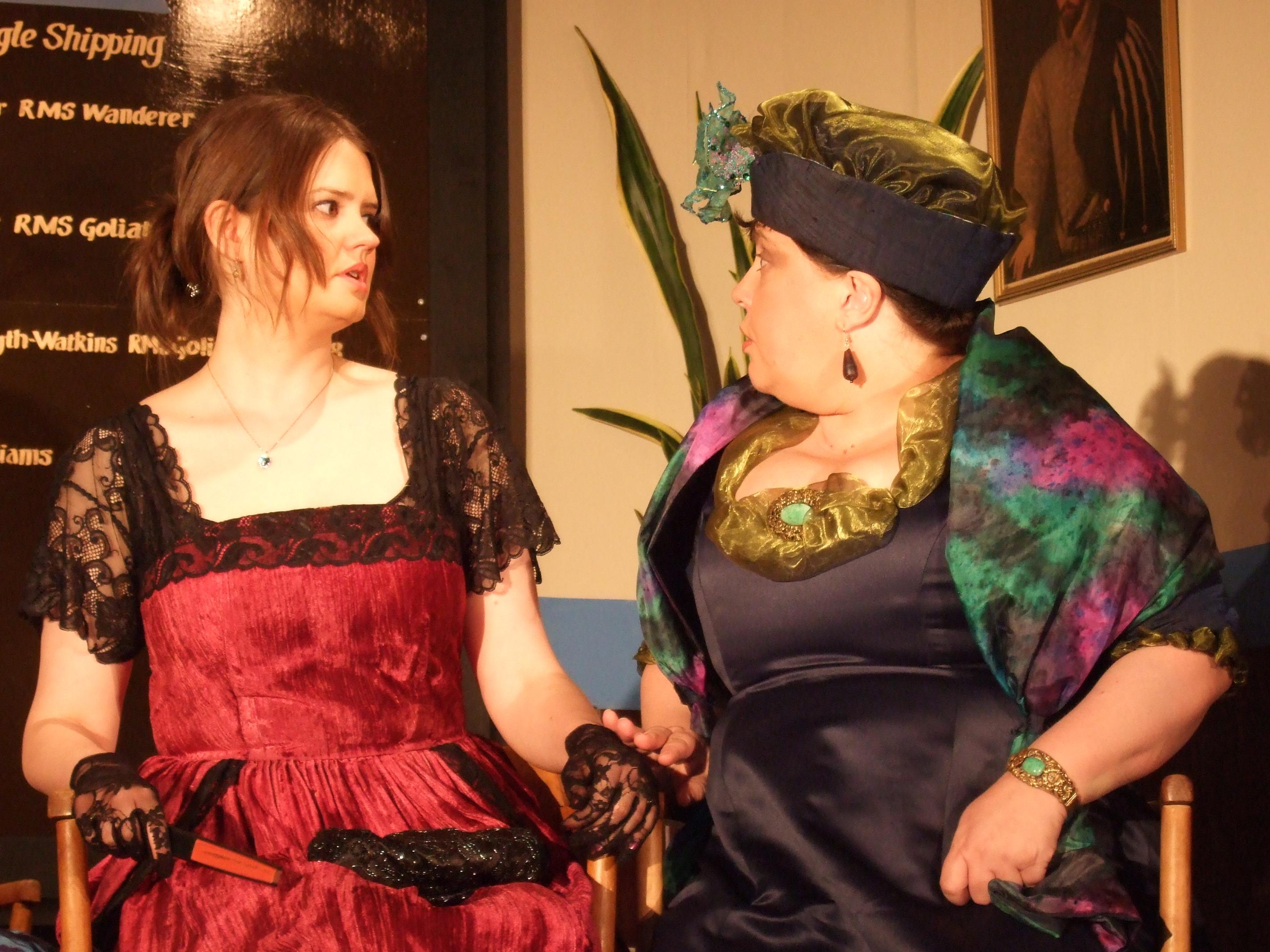 Catherine & Elizabeth (1) - 14.2.10
