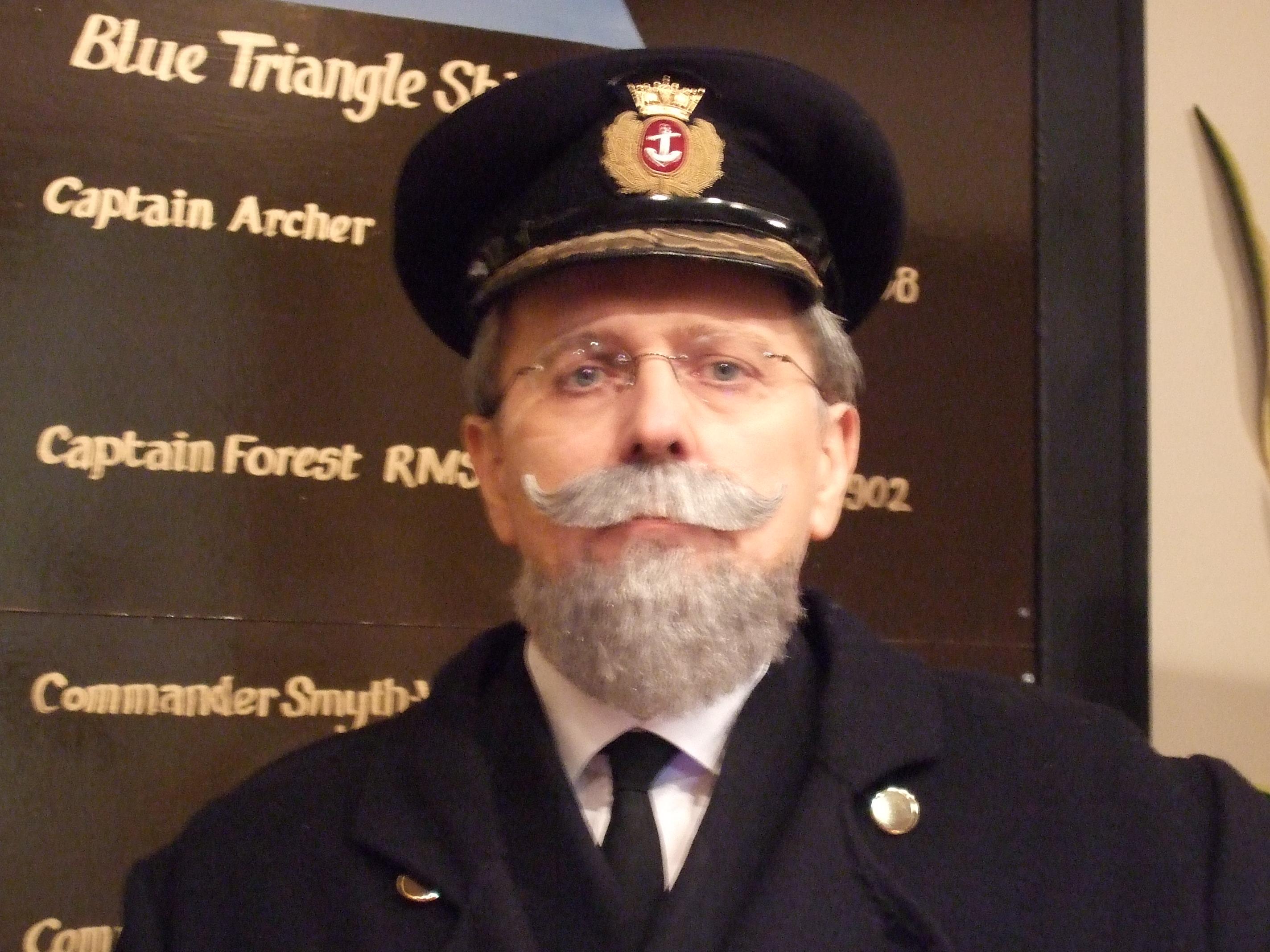 Captain Edward Pearson - 14.2.10