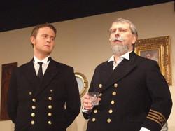 Captain Pearson & No.1 - 14.2.10
