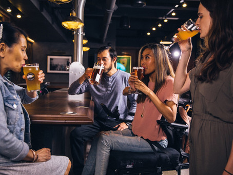 Are we always stronger together? A lesson from down the pub.