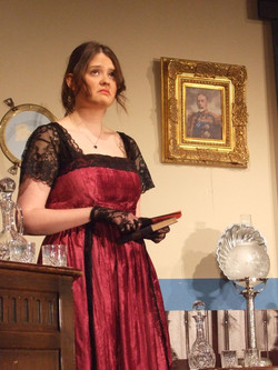 Mrs Catherine Earnshaw (2) - 14.2.10