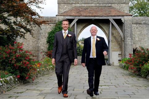 lympne castle wedding