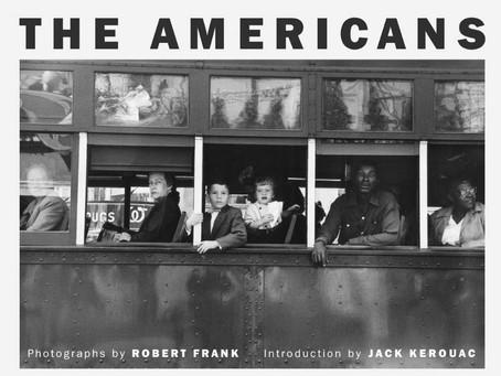 Inspirational Photographer; Robert Frank