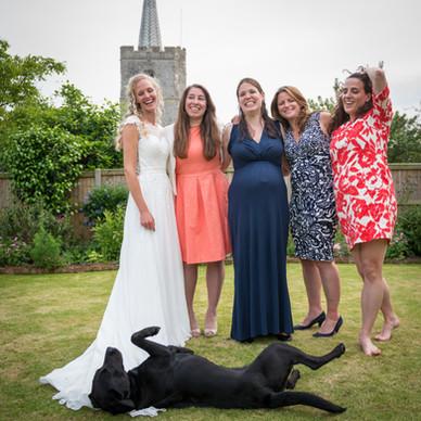 wedding girls