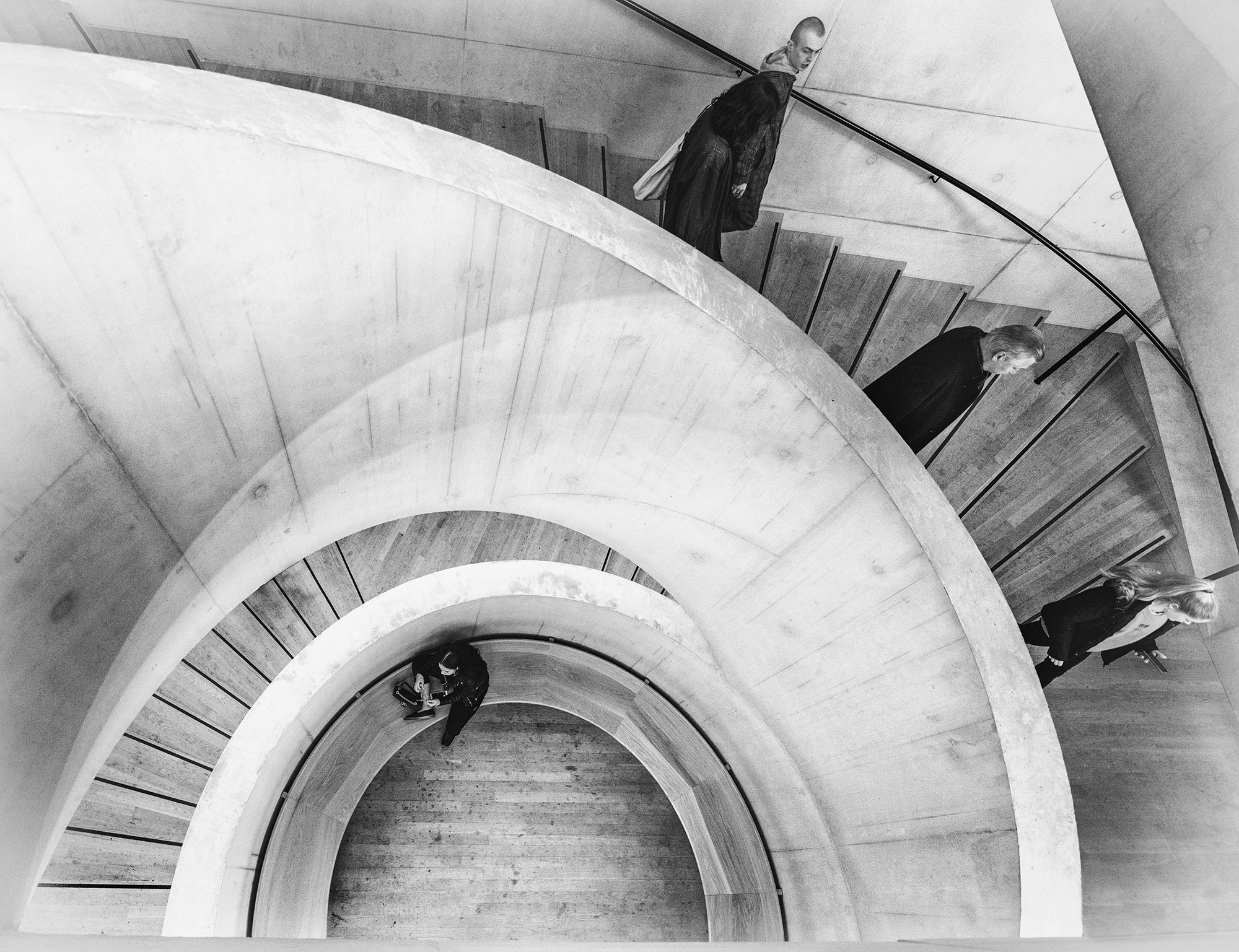 Tate Modern Spiral