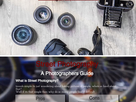 Street Photography Guide ** Update **