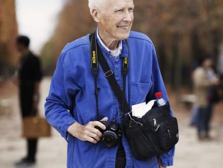 Inspirational Photographer; Bill Cunningham