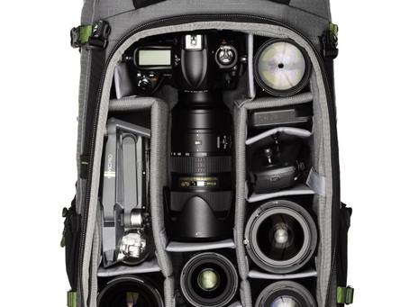 MindShift BackLight Elite 45L Camera Backpack Photographers Review