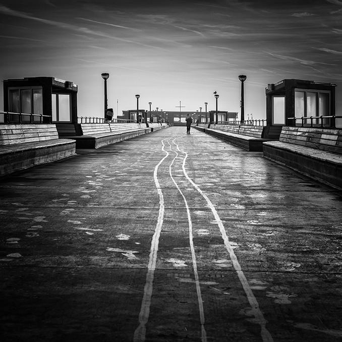 long walk on a short pier