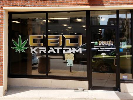 July: CBD Kratom