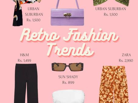 Retro Fashion Trends 2021