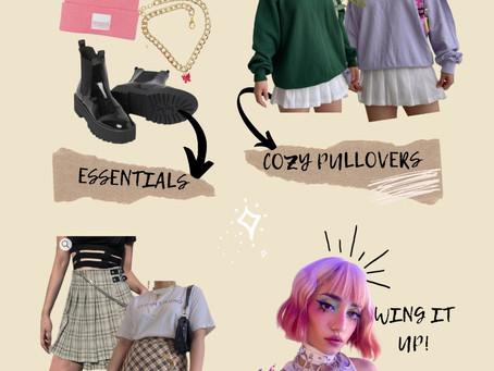 Different Aesthetics To Revamp Your Wardrobe