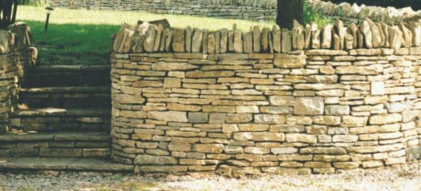 Purbeck Traditional Random Walling