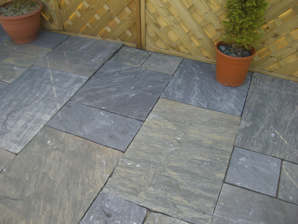 Charcoal Indian Sandstone