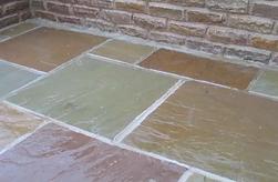 Raj Tumbled Indian Sandstone