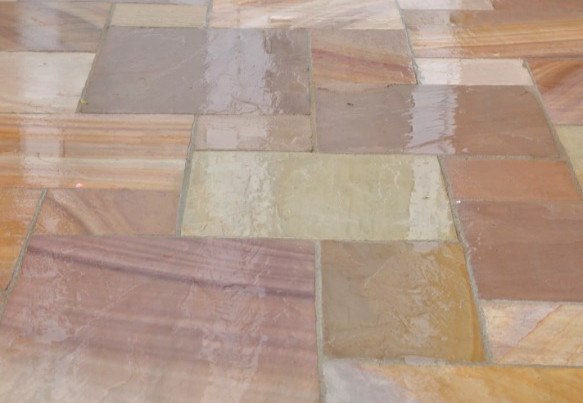 Rippon Rose Indian Sandstone