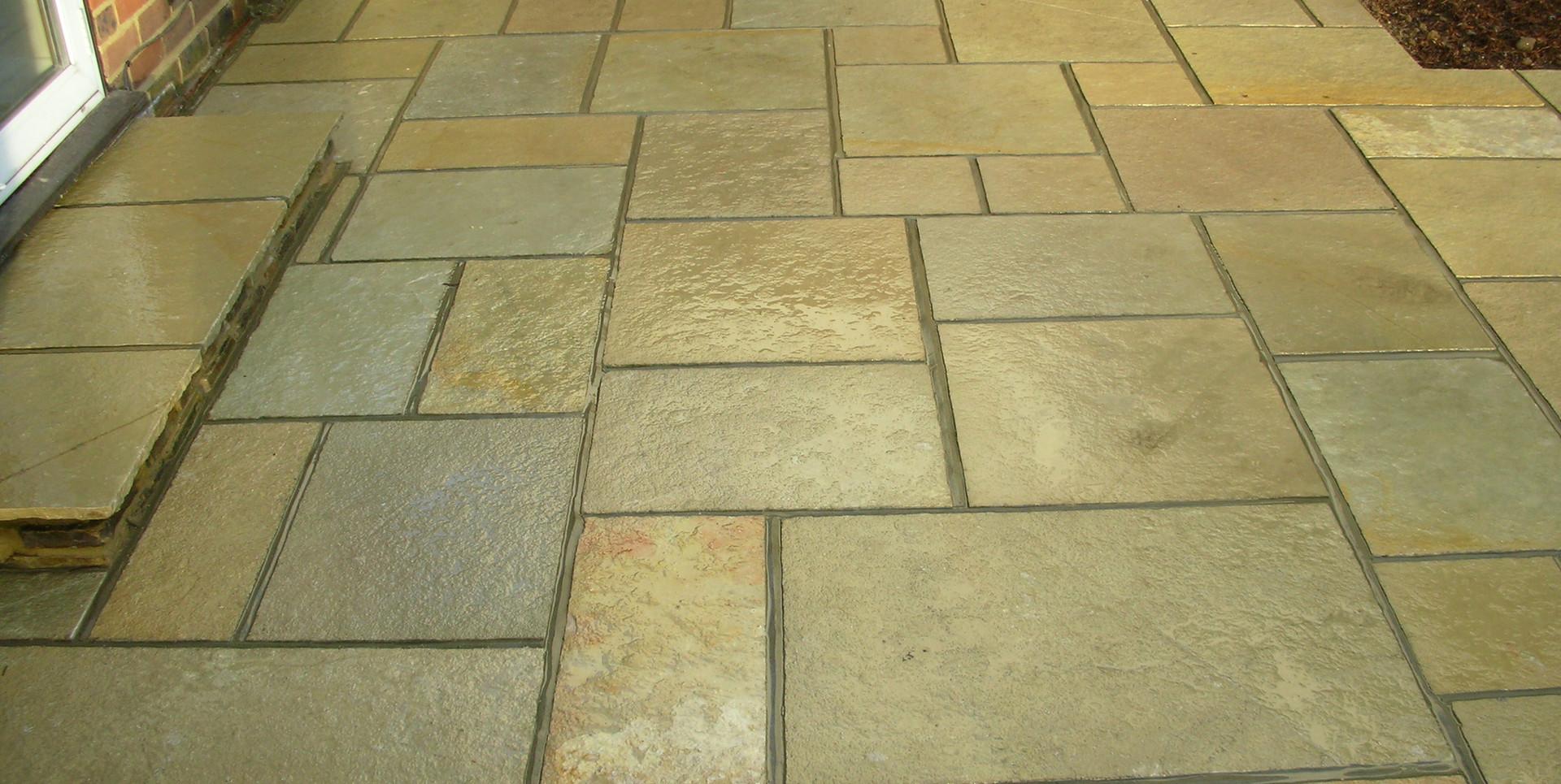 Thai Yellow Indian Limestone