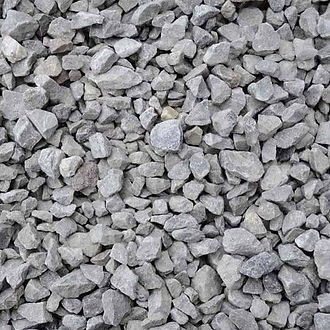 This attractive angular grey / white stone Limestone, is ideal for brightening up landscapes and to use as a contrast to other aggregates. It is an economical product so is ideal for driveways and large landscaping areas but can also be used for paths, rockeries and water features. The actual sizing of the product is 10-20mm but as a naturally quarried product it can vary in size, shape and colour