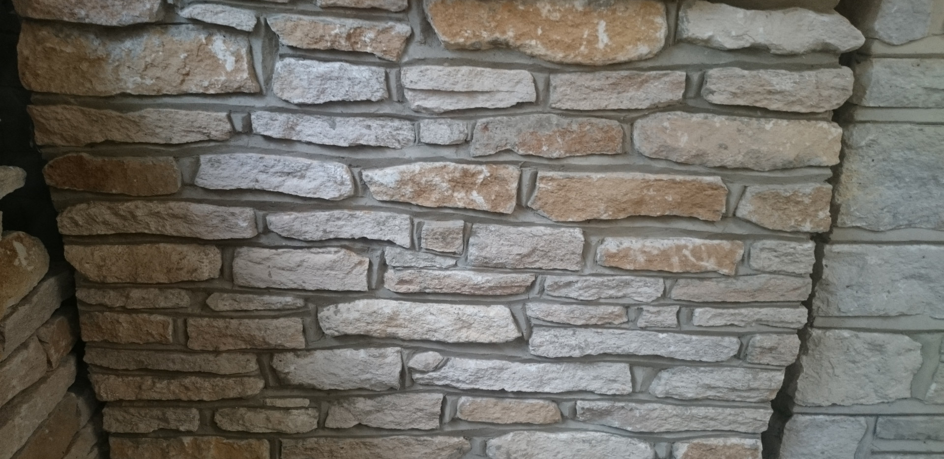 Cotswold Random Walling - pointed