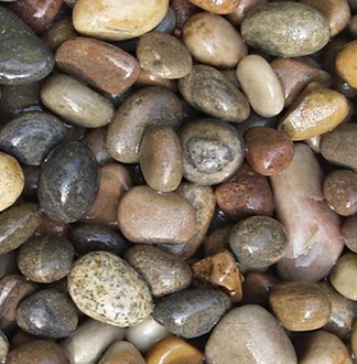 50-80mm Premium Round & Oval Shaped Cobbles.  Ideal Uses: - Fish Friendly - Wash prior to use  -Alpines & Rock Gardens -Gabion Filler  Please note:  Products made up of natural materials will vary in size and colour, some significantly.  When calculating how many bags you will need, we recommend a minimum depth of 60mm.