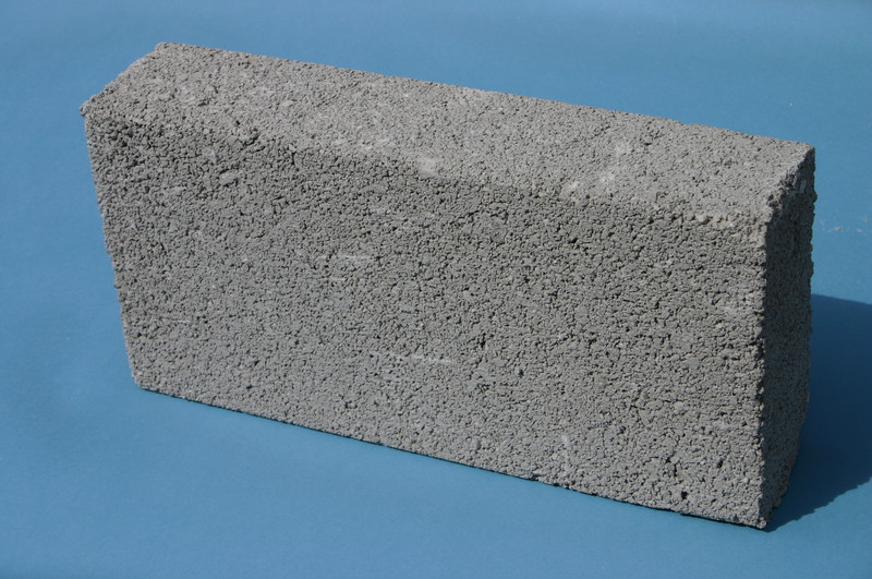 100mm Concrete Block - Solid