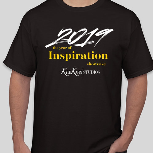 Inspiration Showcase TShirt