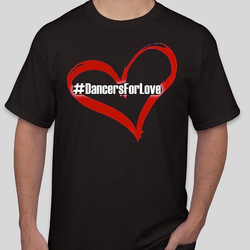 #DancersForLove T-Shirt