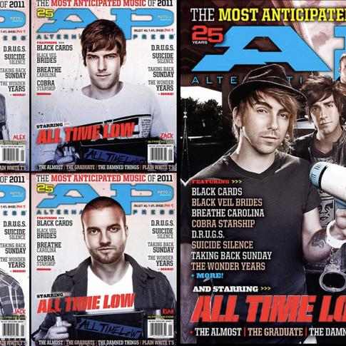ALT PRESS Magazine