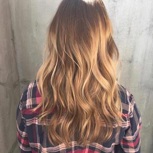 Cut & Color by: Lauren
