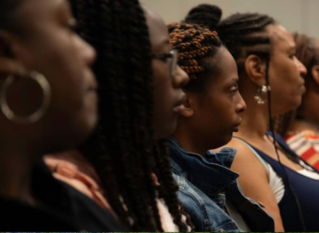 A Candid Conversation about Depression in Women attracts large crowd at KJLH Women's Health Expo