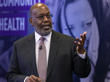 Bernard J. Tyson, CEO of Kaiser Permanente Highlights Mindful Beauty