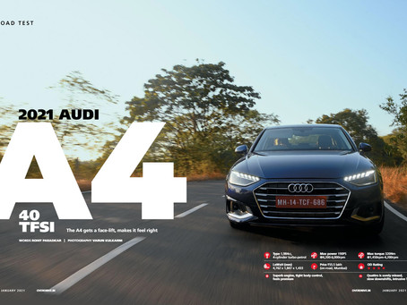 Lord of the Rings - Audi A4