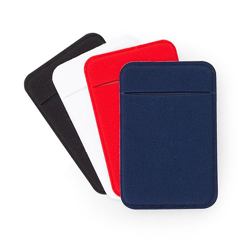 50 Adesivos Porta Cartão de Lycra para Celular Personalizados