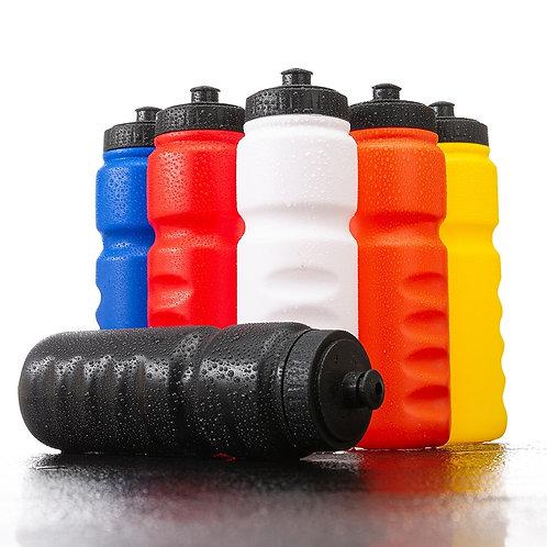 50 Squeezes Plástico 850ml Personalizadas