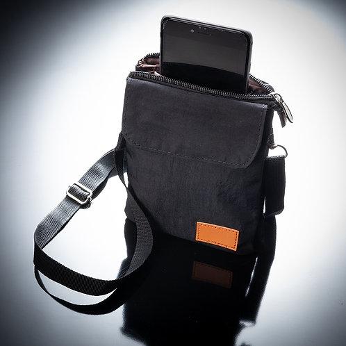 50 Mini Bolsas Transversal de Nylon Personalizados