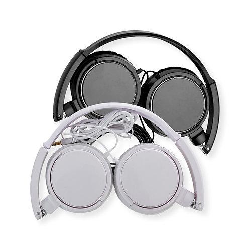 50 Fone de Ouvido Estéreo Personalizados